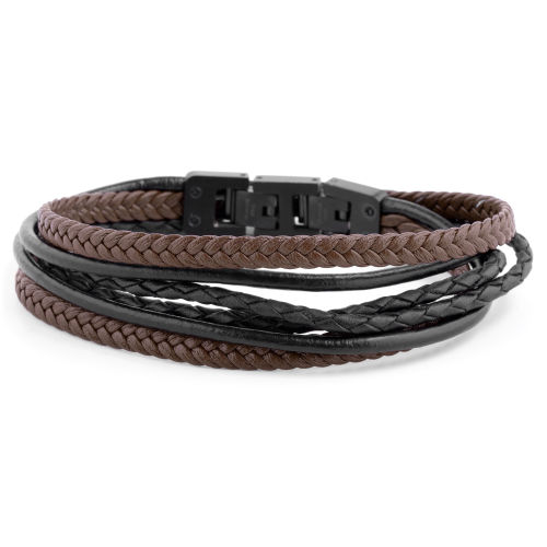 leren armbanden heren | 106 heren armbanden in leer vanaf 10 €