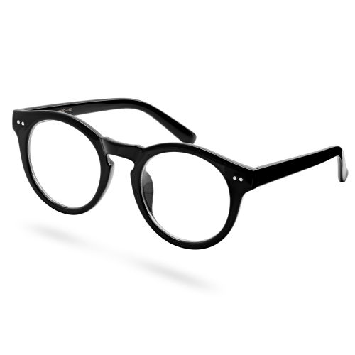 1eb5ed47a19 The Protege Black Frame Glasses