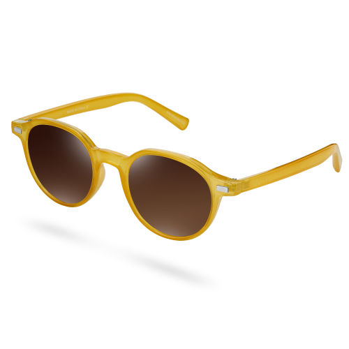 Wagner sárga és barna napszemüveg 9309c6adc7