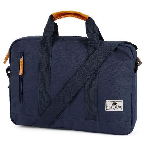 Μπλε Τσάντα Laptop Logan b239d17ae9a