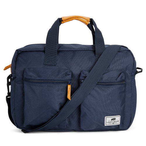 Lars Navy Laptop Bag 2c53f35f04751