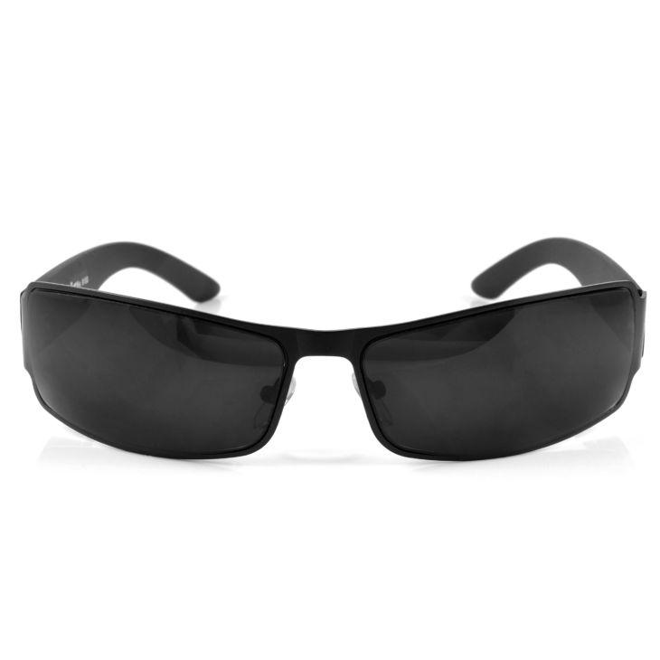 Óculos de Sol Pretos 9100 LOCS   Em stock! 03a7092a44
