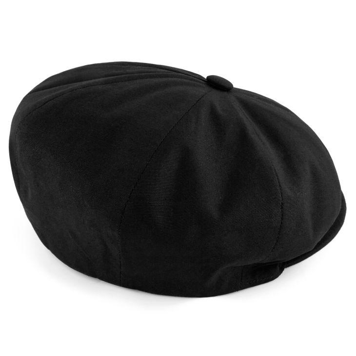 Long Black Beanie Trendhim