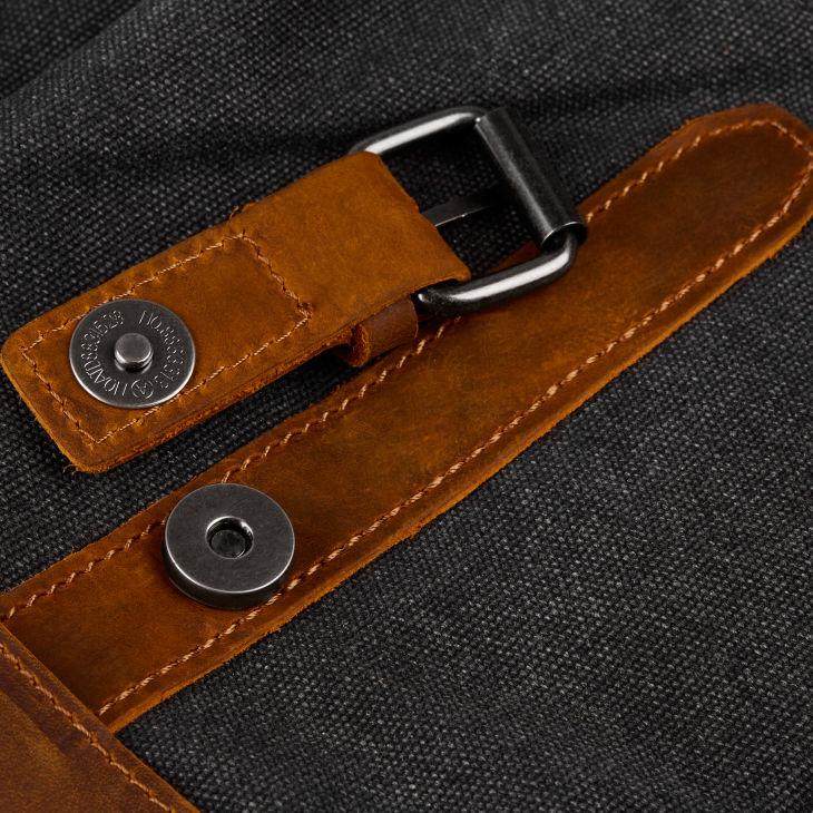 54f2a18be958 Spencer Computertaske i Grå og Tan