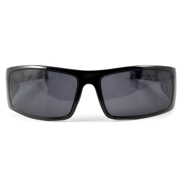 Occhiali da sole Locs da motociclista con teschi
