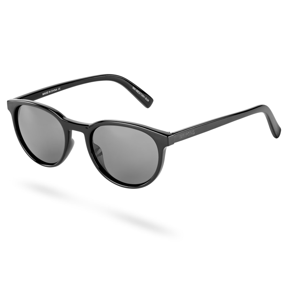 a8f5f730d Čierne slnečné okuliare Weston | Doručenie zdarma | Waykins