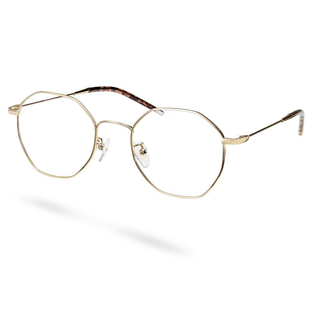 Executive Guldfärgade Glasögon