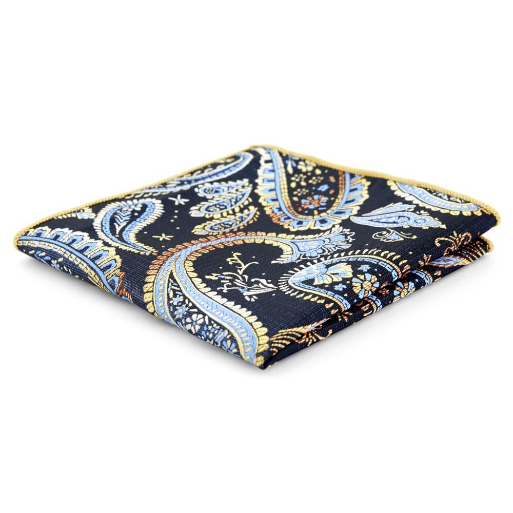 7c572d9abf3 Pañuelo de bolsillo con estampado cachemira clásico | ¡En stock ...