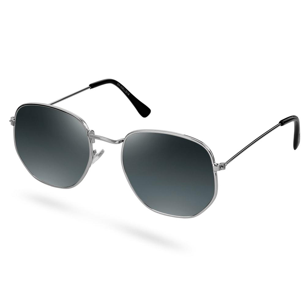 d2921c0b17 Gafas de sol plateadas y grises Wallis | ¡En stock! | Waykins