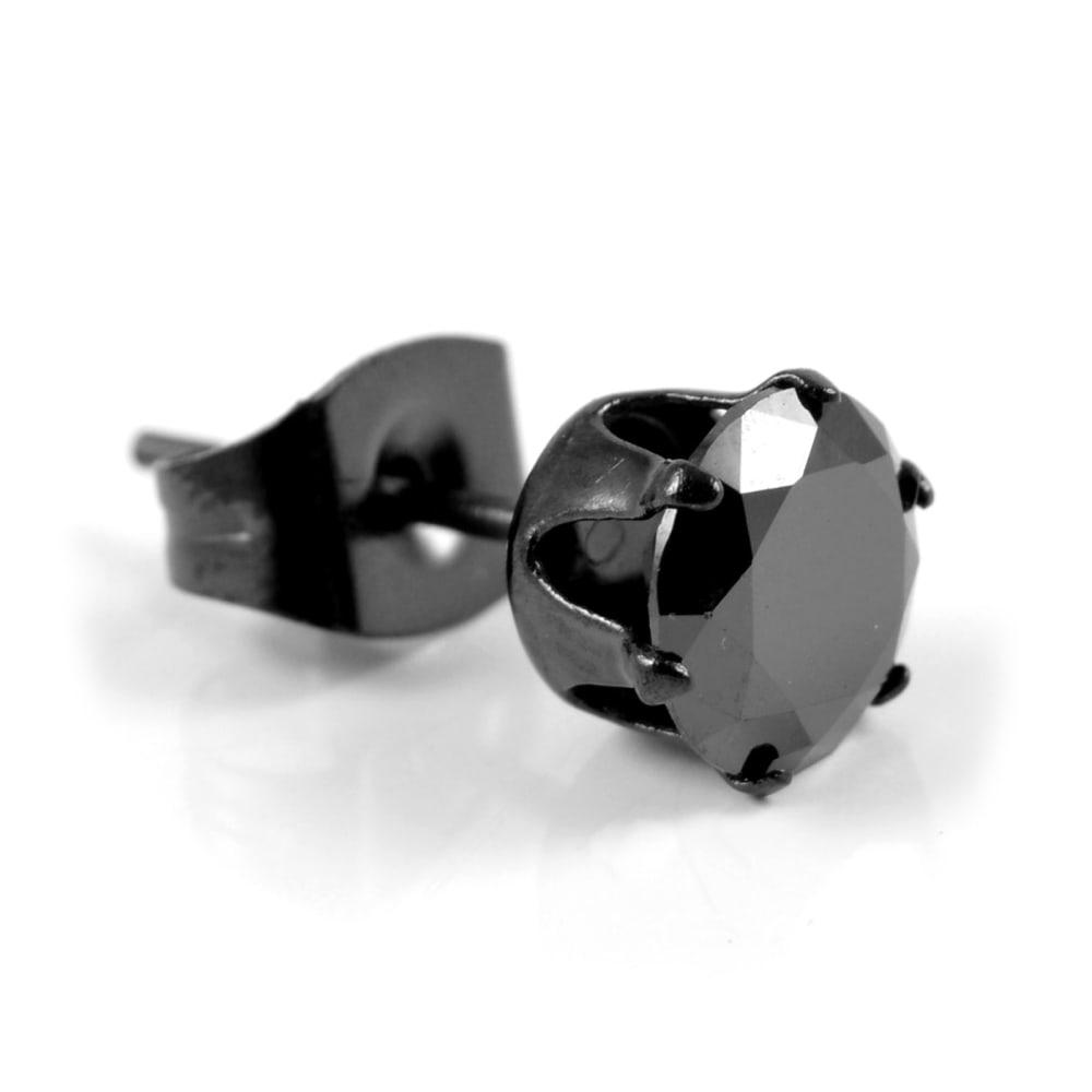 e5b314b9b Náušnica Blackness 8 mm   Fort Tempus   Na sklade!
