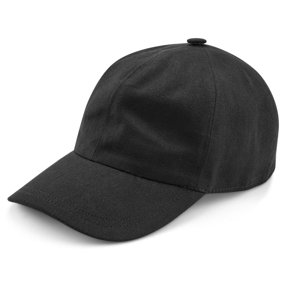 f50ec7124138 Gorra de béisbol negra
