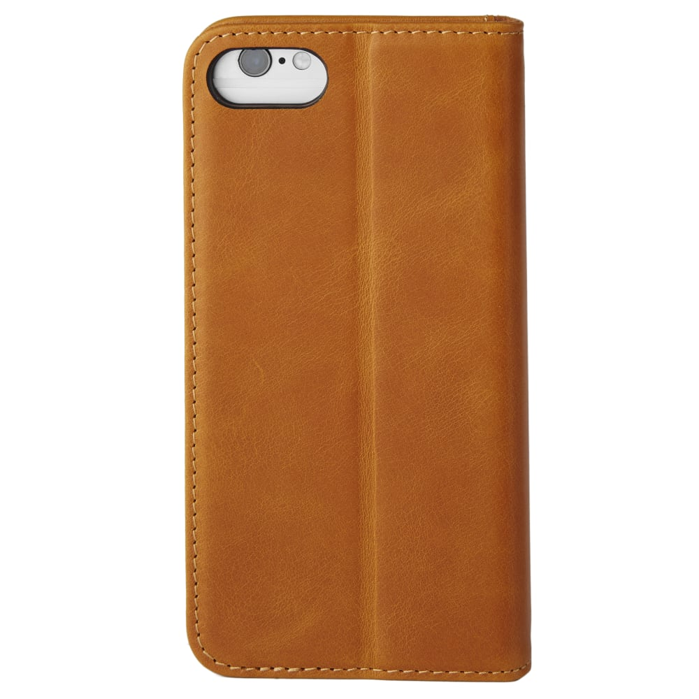 on sale 6a875 6916d iPhone 7 Light Brown Leather Case