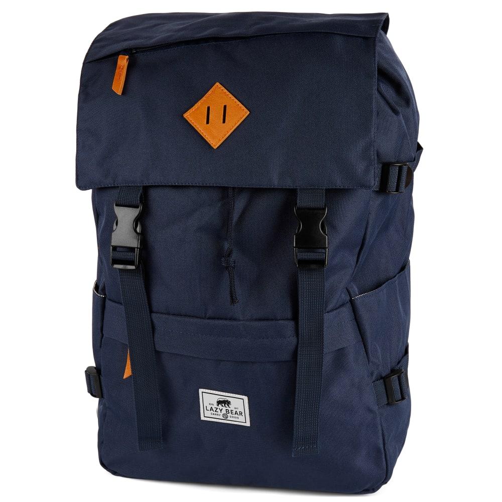 e4e3640fb Tmavomodrý batoh Lance | Lazy Bear | Doručenie zdarma