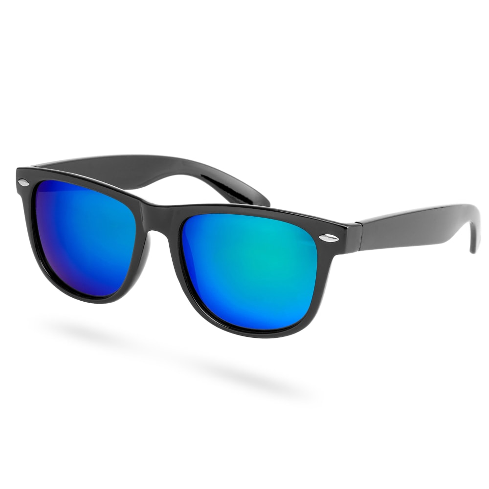 ec60bcb35e Gafas polarizadas de espejo en verde y azul | ¡En stock!