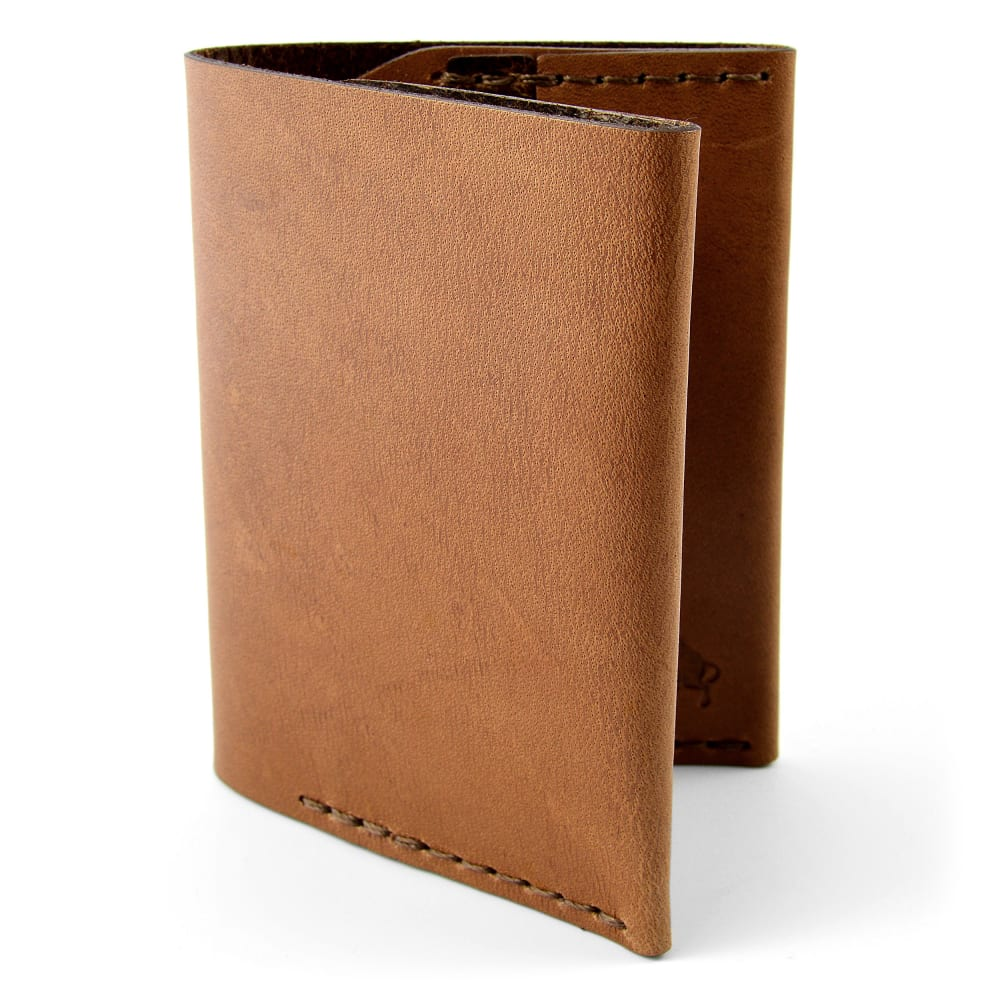 Black Trifold Wallet Whiskey Collection