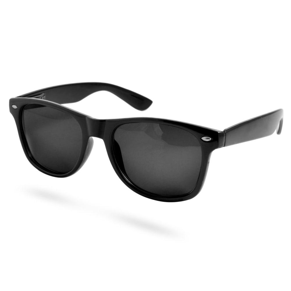 08e41ae294 Gafas de sol negras polarizadas estilo retro | ¡En stock! | EverShade