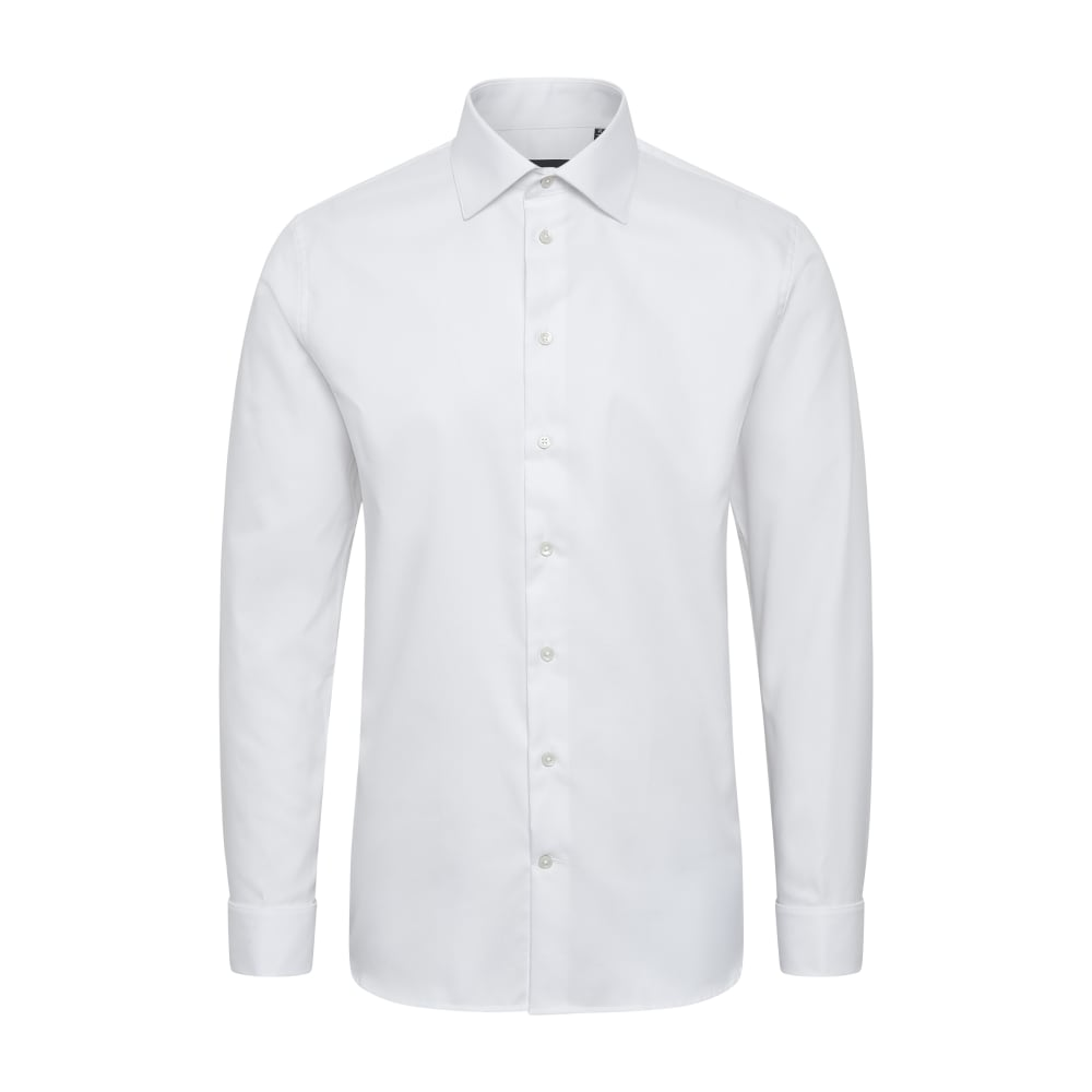 acheter réel vaste gamme de classique chic Chemise Oxford blanche classique double manchette Marc