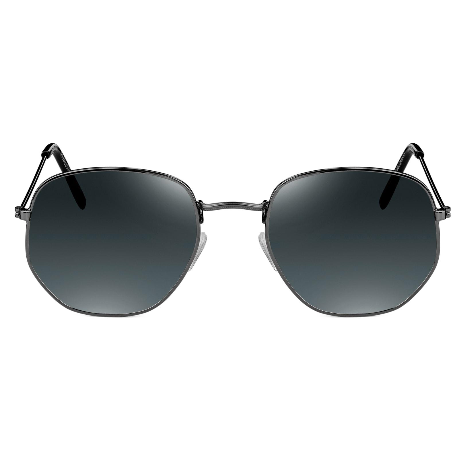 46a8f74b0d Gafas de sol negras y grises Wallis   ¡En stock!   Waykins
