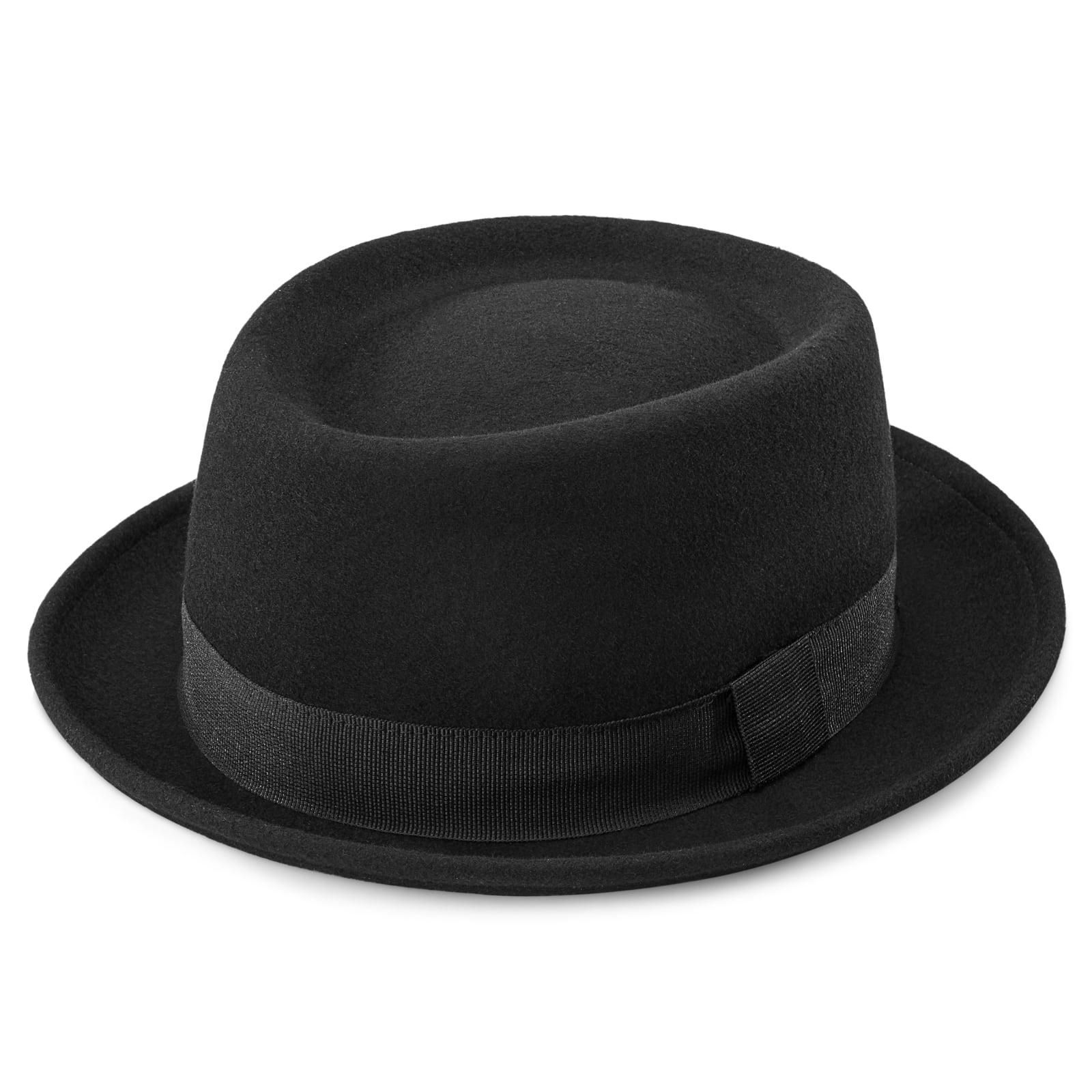 148b53051 Čierny vlnený klobúk Heisenberg Fido   Doručenie zdarma   Fawler