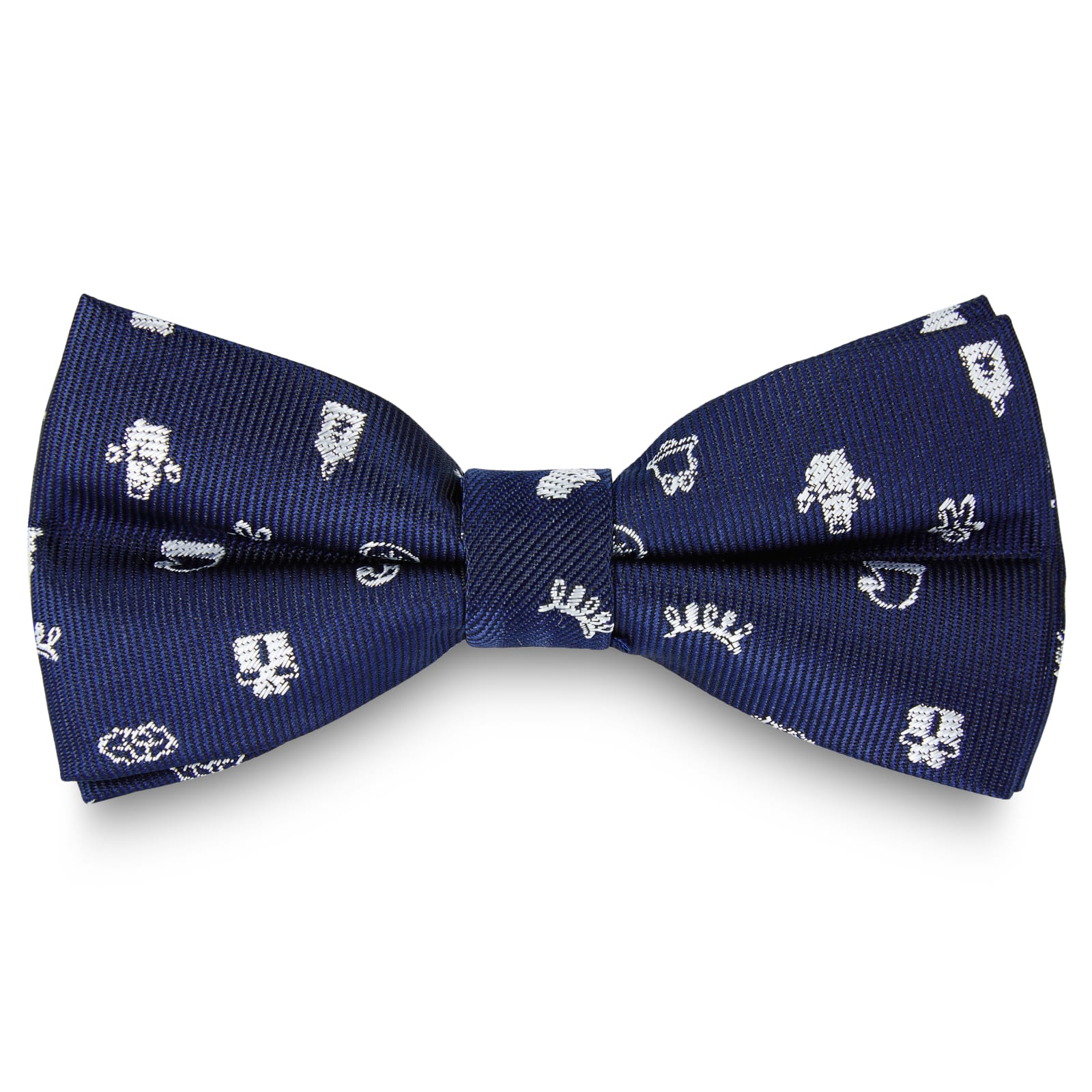 f9f4b3444f04 Navy Christmas Bow Tie | TND Basics | In stock!