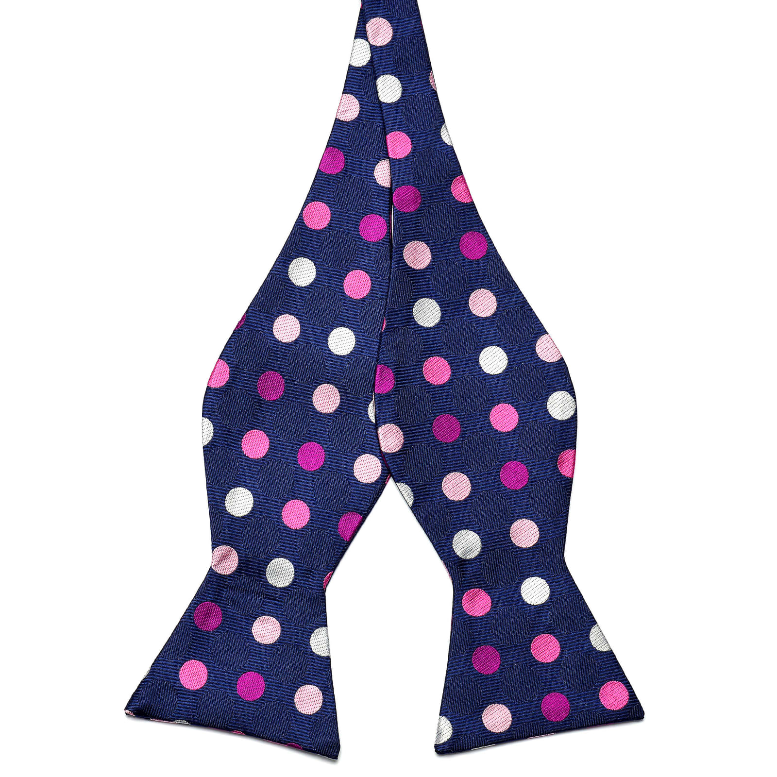 6becb531f0c5 Polka Dot Silk Bow Tie | Tailor Toki | In stock!
