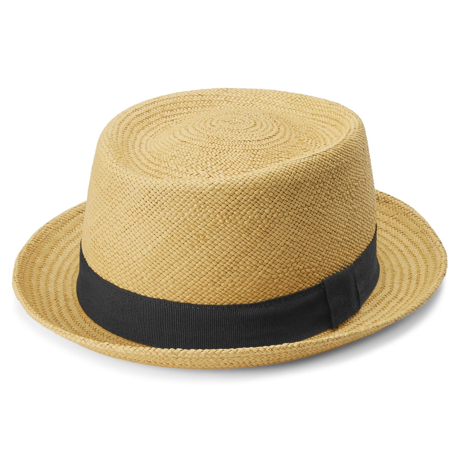 8a7a00f7137f08 Paolo Pork Pie Moda Panama Hat | Fawler | In stock!