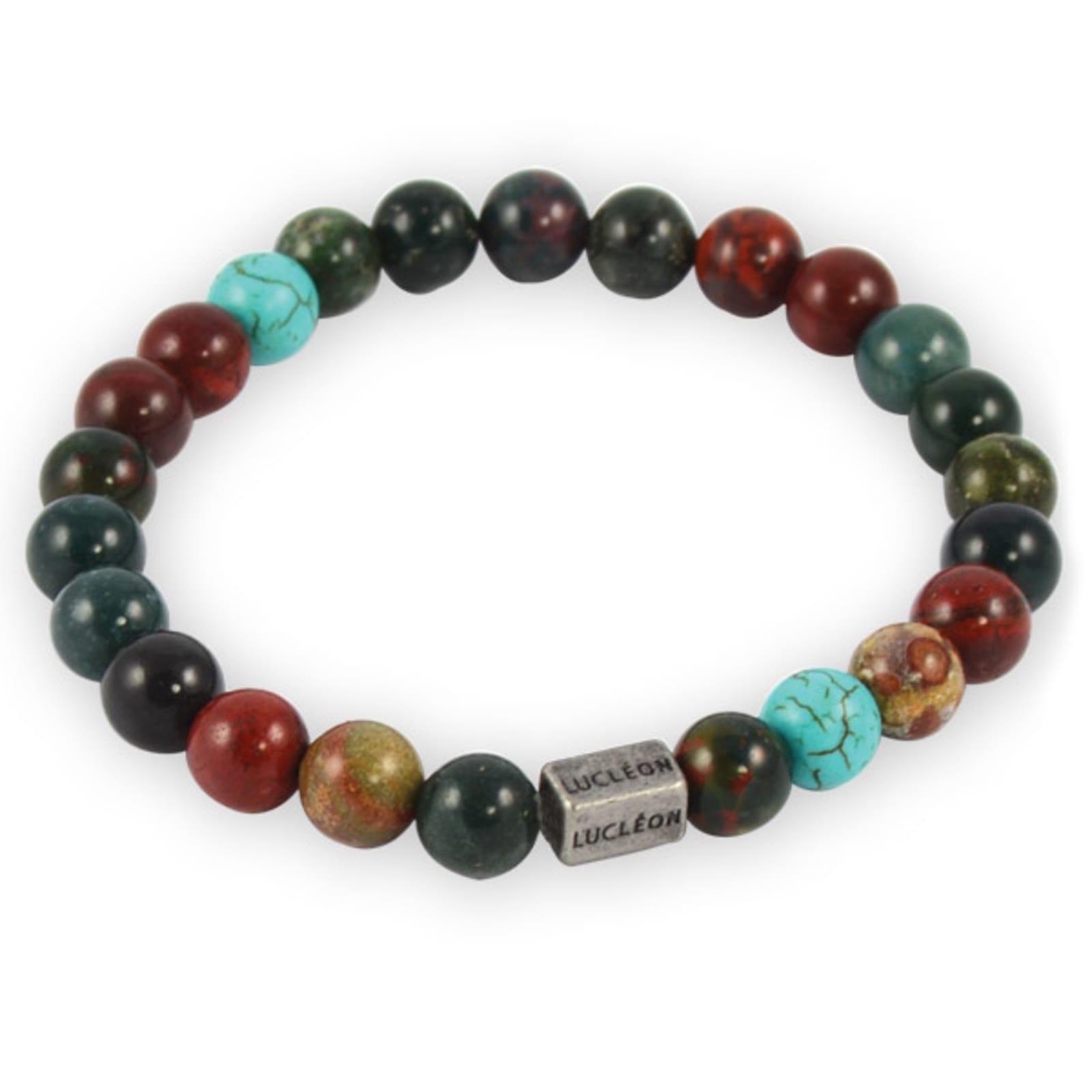 673d7bf0 Armbånd med Fargede Perler | Lucleon | På lager!