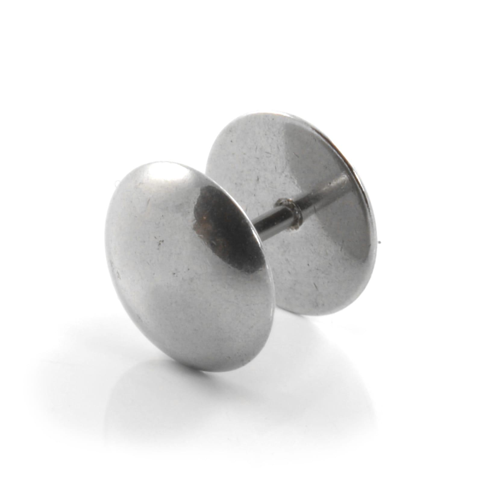 11080610dd7 Stud Σκουλαρίκι Ασημί Σκουλαρίκι 10mm