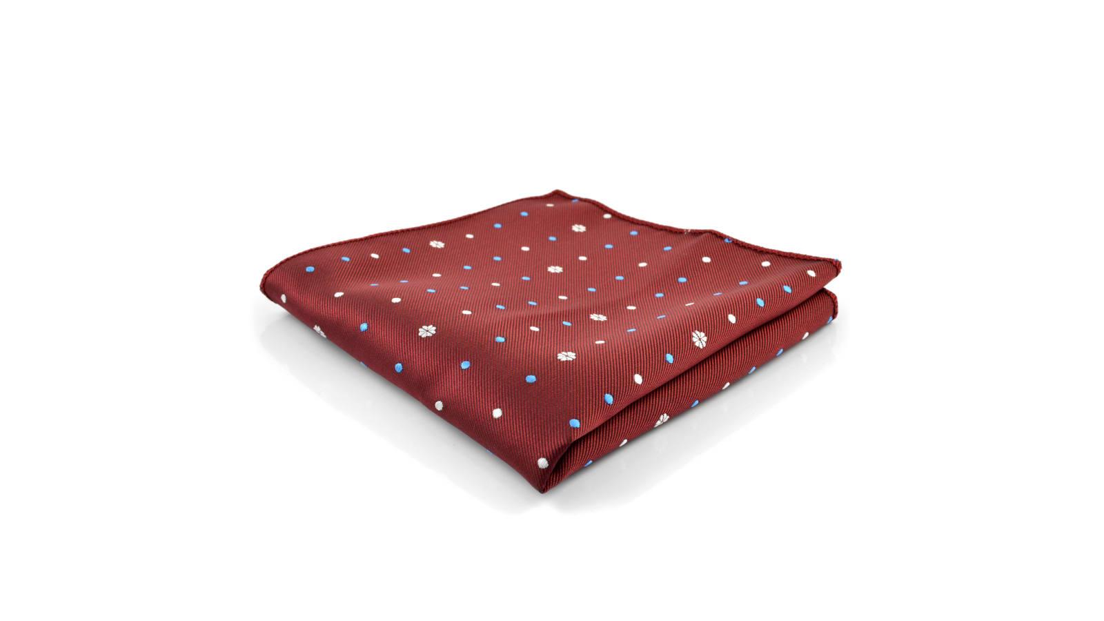 0daf027a3fc Bordeauxrode pochet | Tailor Toki | Op voorraad
