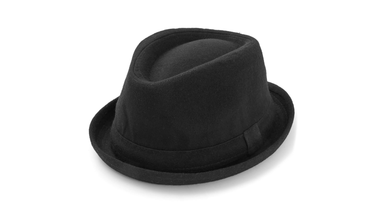 7e1ca2120 Black Trilby Hat | Major Wear | 365 day return policy