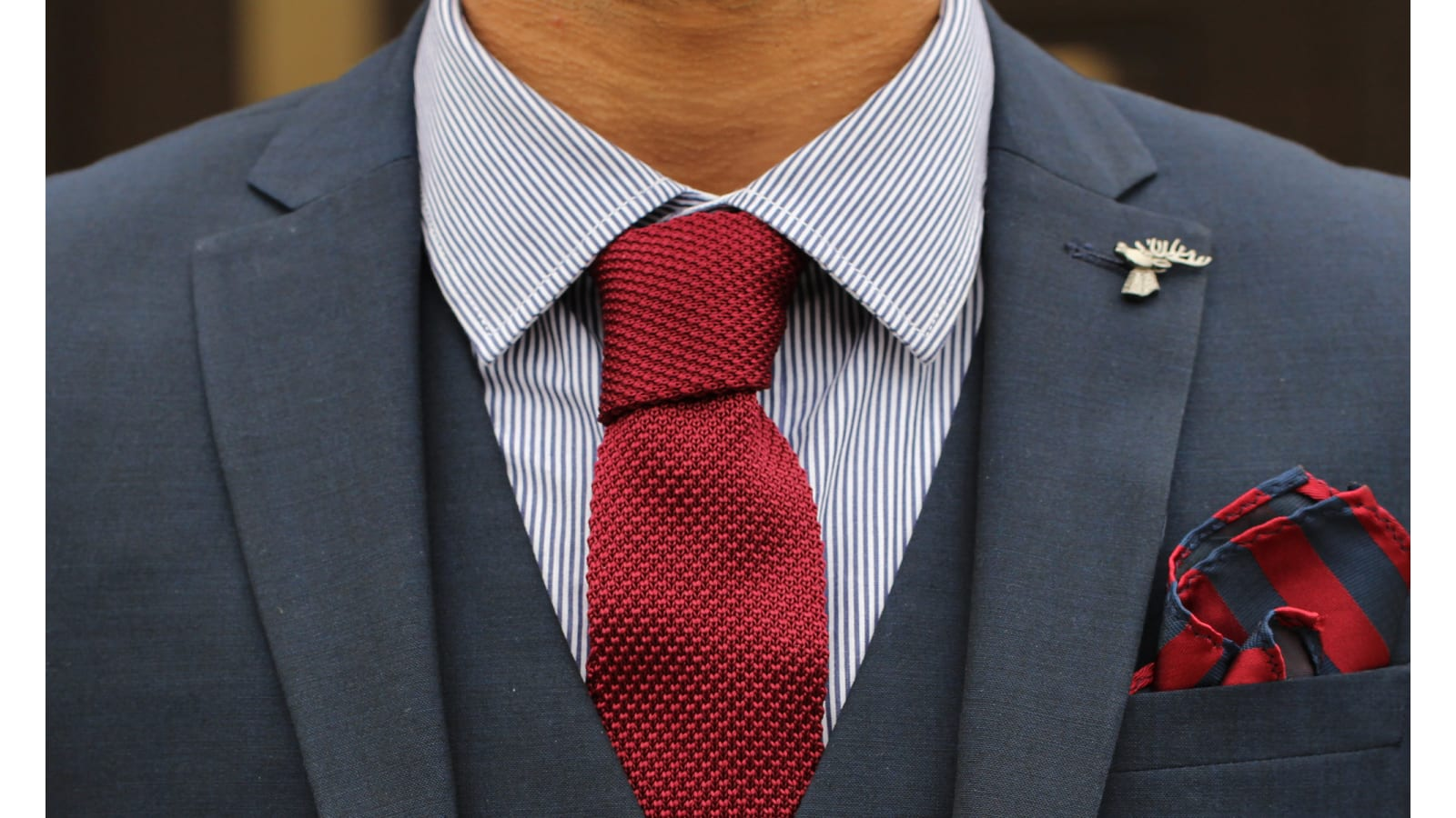 09a6db94640 Hur du förvarar, gör rent & stryker slipsar