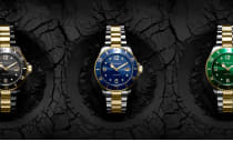 Waterproof Watches with Sapphire Glass