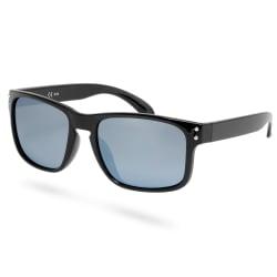 Fekete és ezüst tónusú napszemüveg
