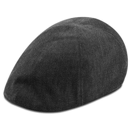3594b3cd8 Dark Grey Golf Flat Cap