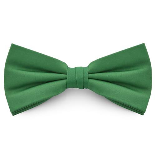 mode de premier ordre répliques prix officiel Noeud papillon classique vert émeraude