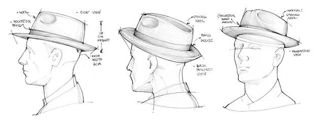 384f1d2f6 Pánske klobúky | 17 Pánskych štýlov | 365 dní na vrátenie