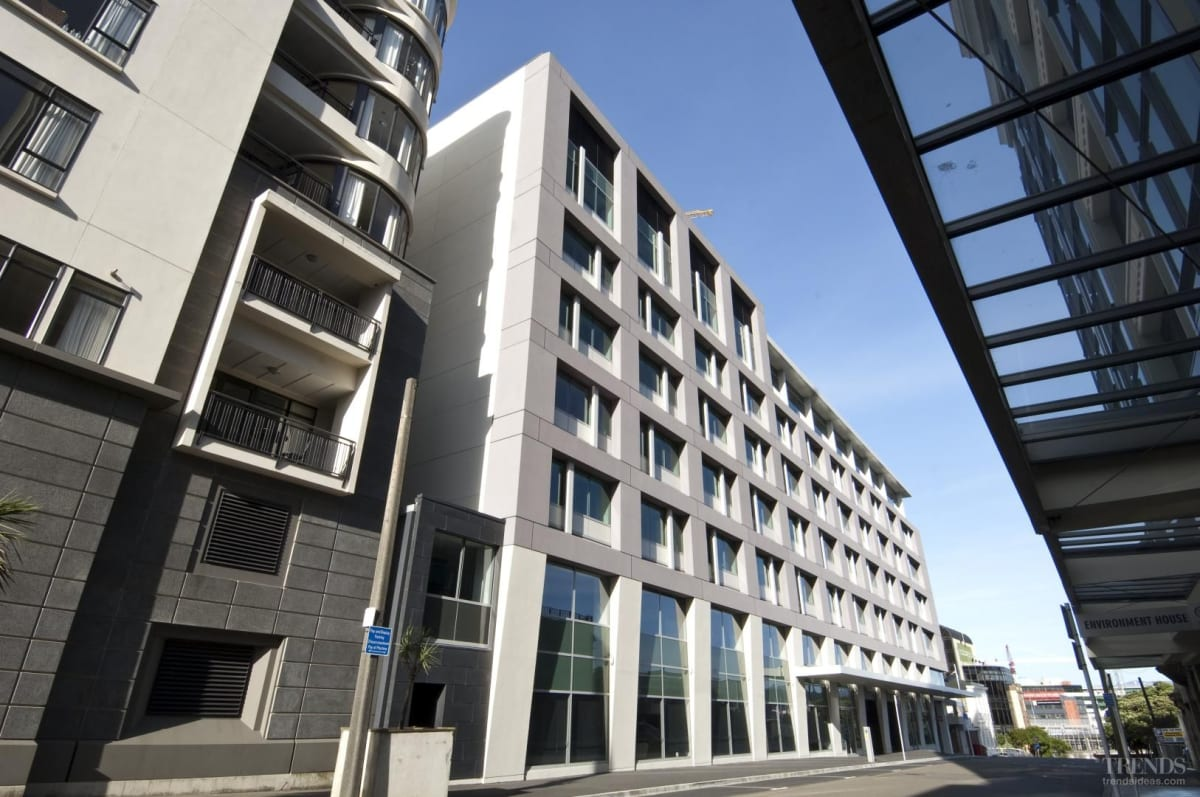 Second term – Vogel Building refurbishment by CCM Architects