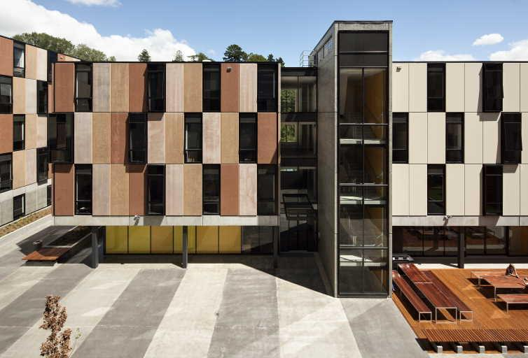Carlaw Park Student Village in Auckland