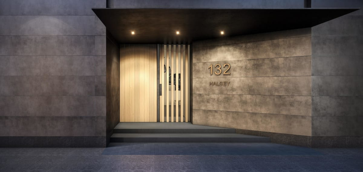 132 Halsey - Lobby