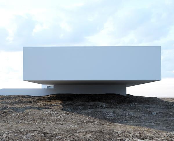 House by architect Roman Vlasov