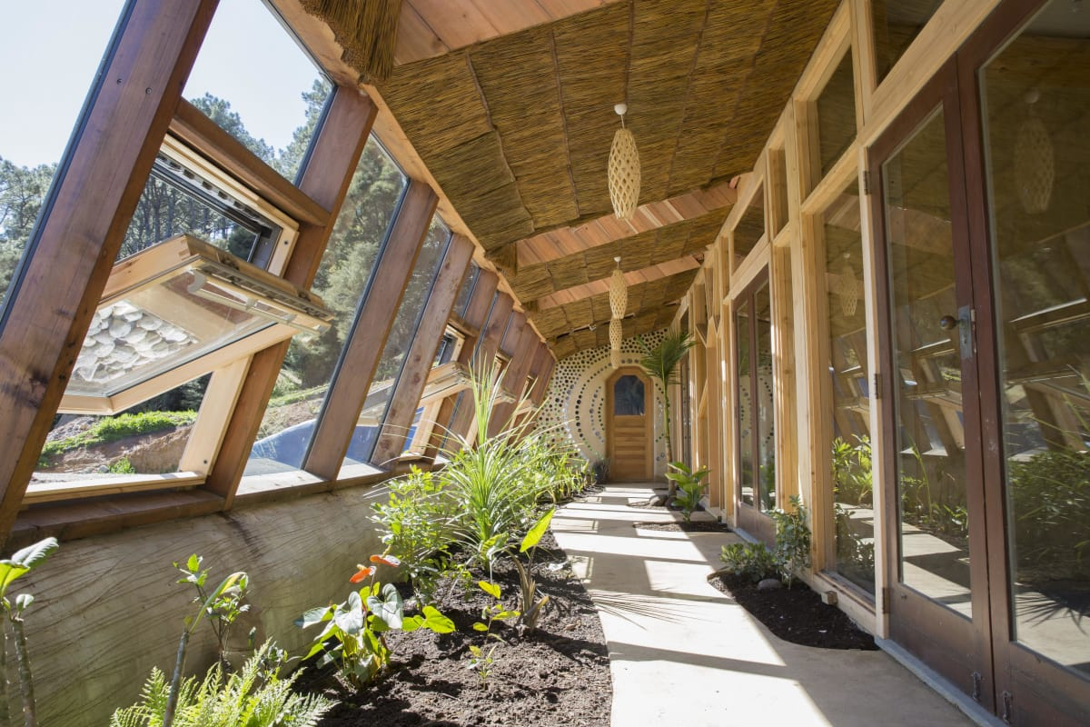 The Earthship has landed – Grand Designs New Zealand