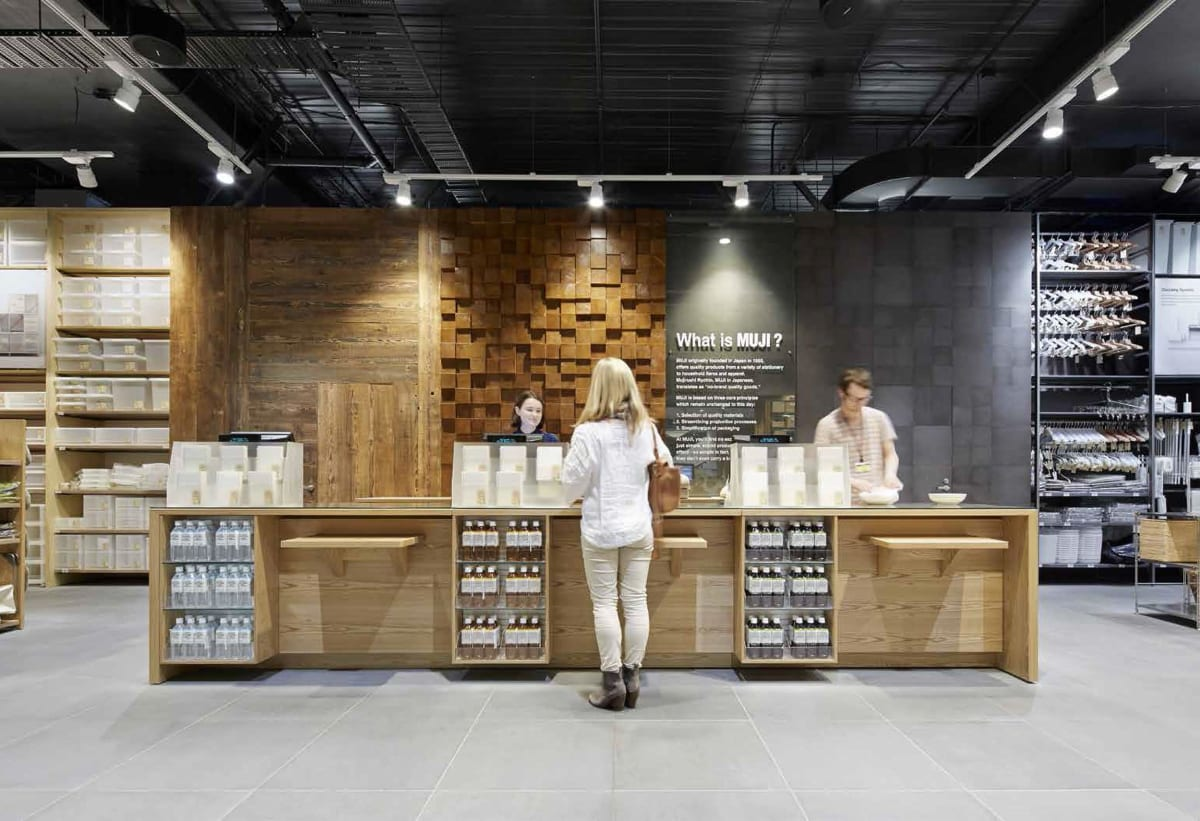 Muji Emporium, Sydney by DKO Architecture