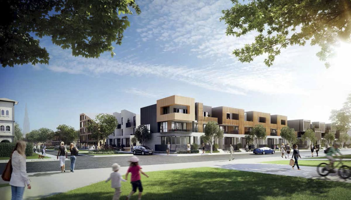 East and North Frame, Christchurch by DKO Architecture