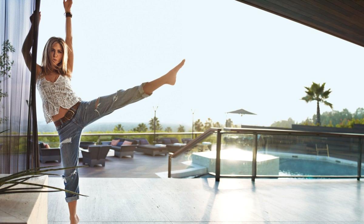 Jennifer Aniston Designs