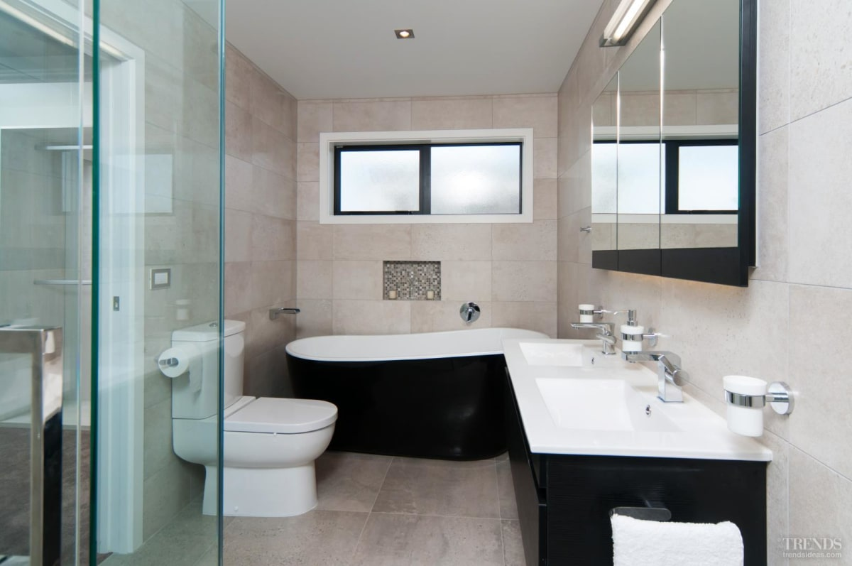 Architecturally designed, ecofriendly show home designed by Shore Homes
