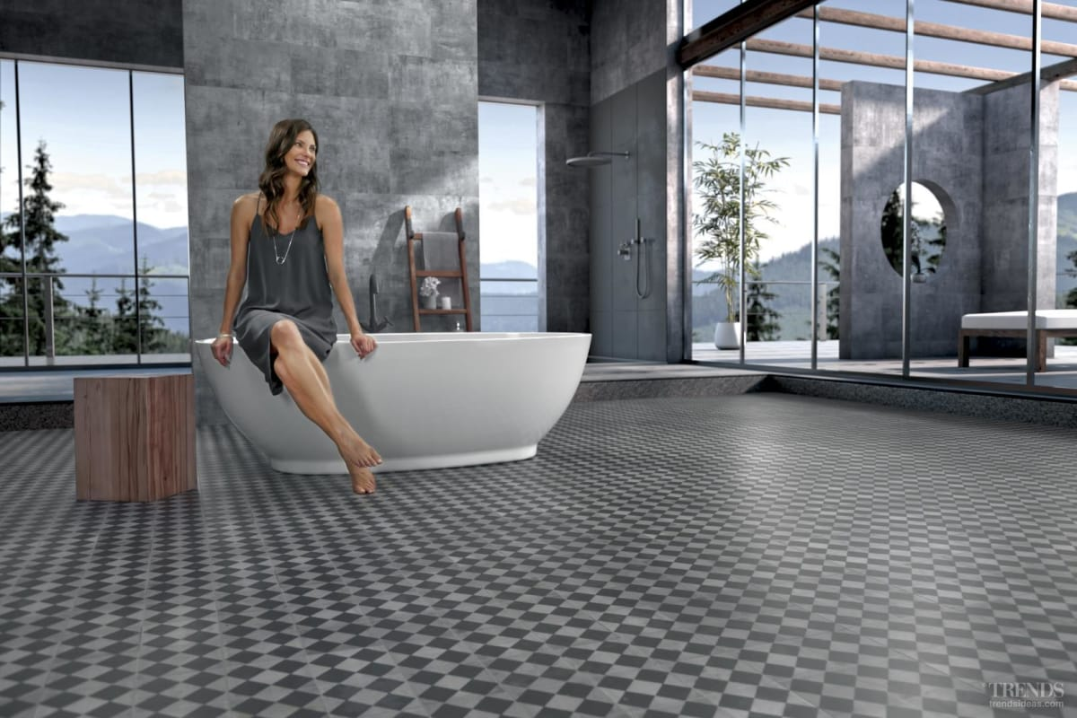 New plank and tile range offers an advanced contaminant-free, easy to cut or shape base material