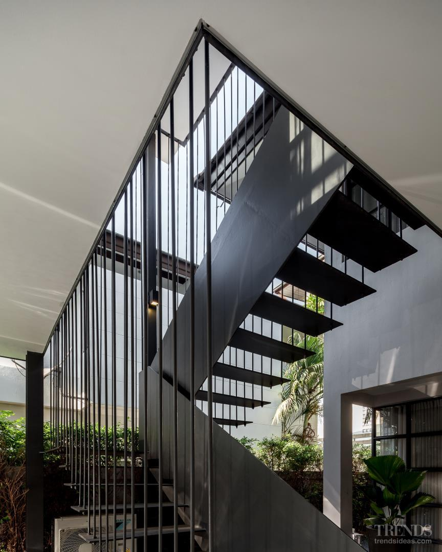 Remodeled two-storey home has improved flow and increased natural light
