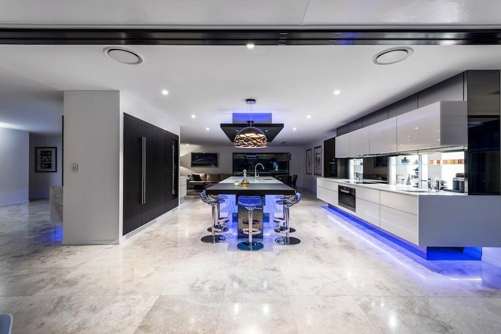 A focus on lighting – Kitchen by designer Kim Duffin