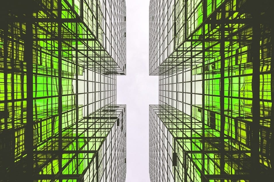 Green buildings are the way of the future
