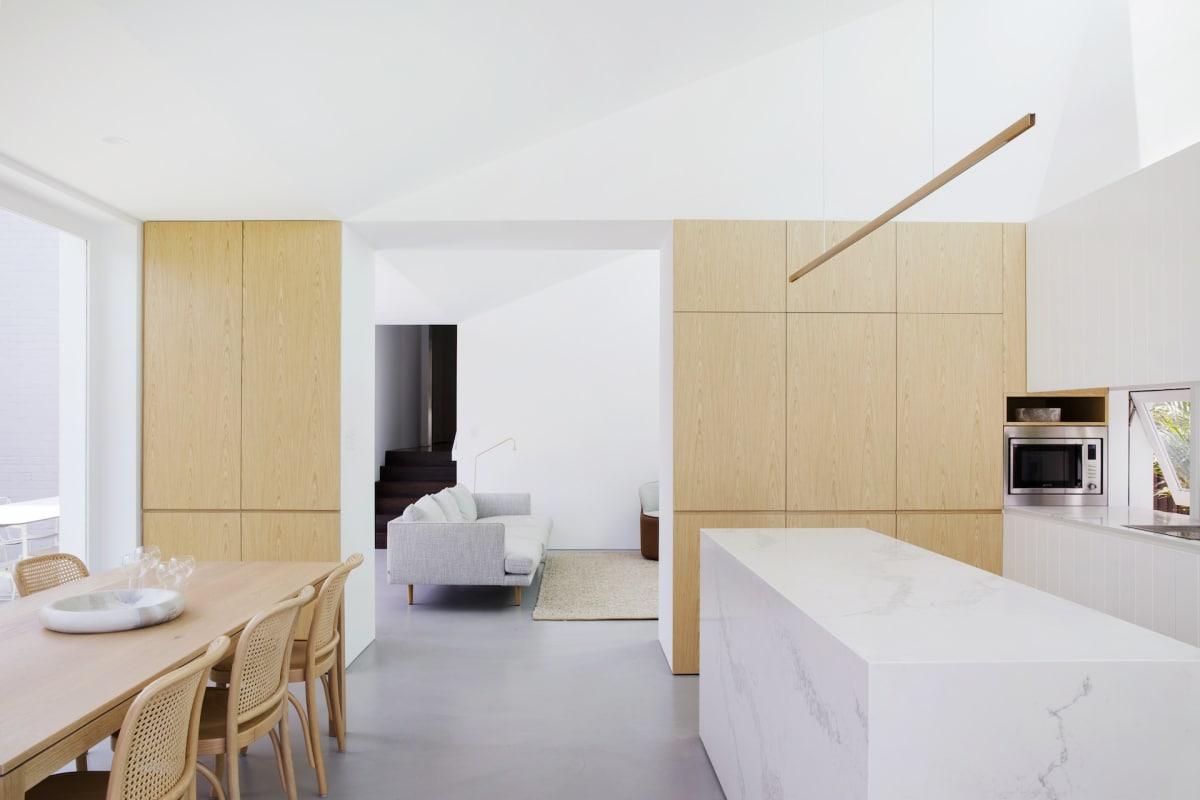 Architect Prineas – Highly commended – 2018 TIDA Australia Architect-designed Kitchens